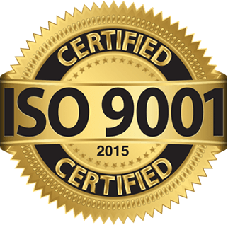 Spectrum Packaging Certification ISO-9001 (2015)